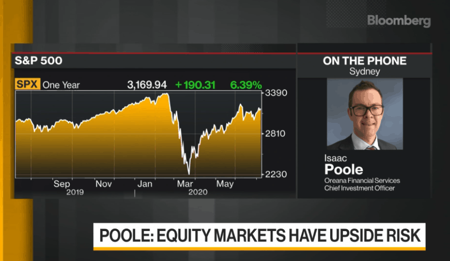 Equity markets have upside risk | Bloomberg