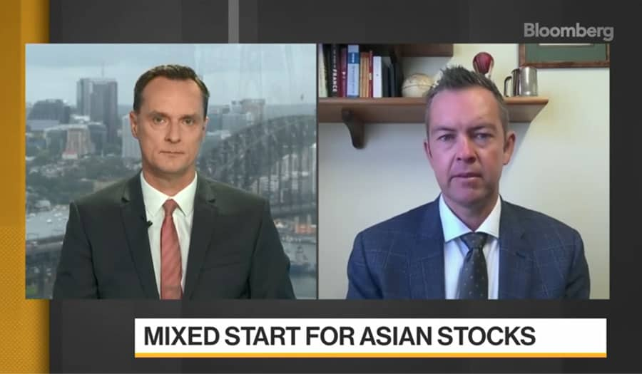 Mixed start for Asian stocks | Bloomberg