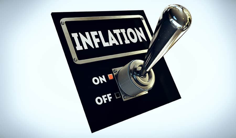 Inflation is here to stay