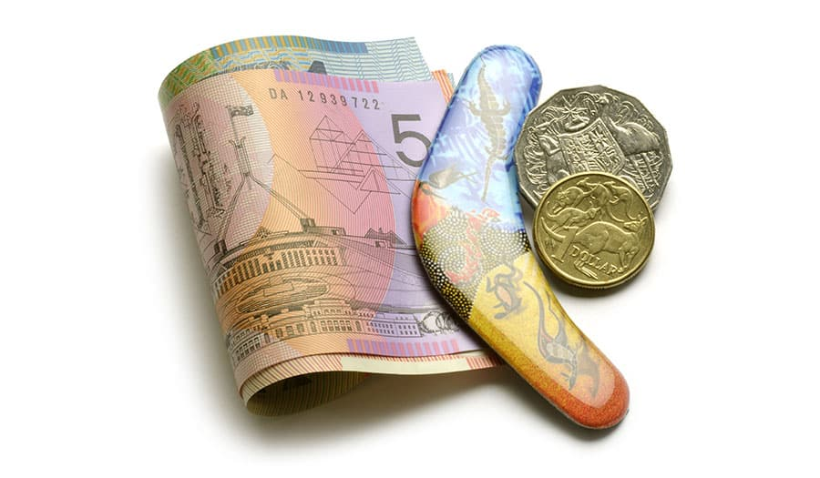 Don't be fooled by AUD weakness