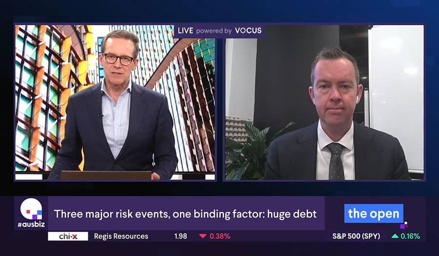 Evergrande, tapering, debt ceiling: three problems but one common theme | Ausbiz